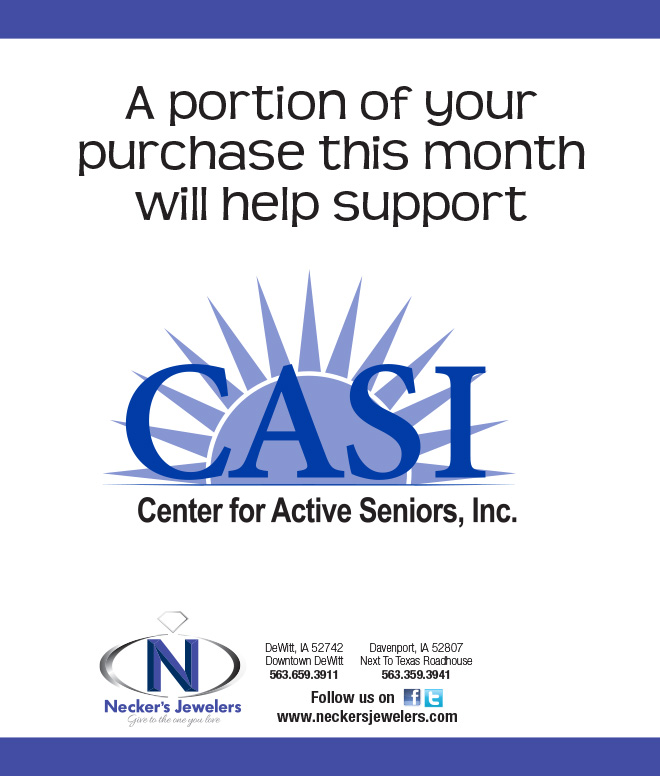 March Gift Of Giving Charity Of The Month: CASI