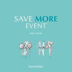 PANDORA Spend More, SAVE MORE Event! March 22nd - 24th ONLY!