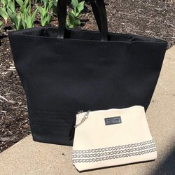 Get John Hardy Travel Bag with any John Hardy purchase! May 4 - Mother's Day only!