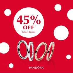 45% OFF PANDORA! June 14-24 ONLY! A Sale TOO GOOD TO MISS!