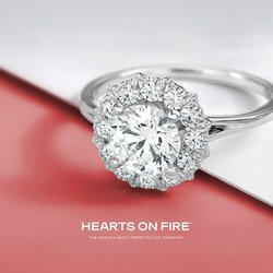 Hearts On Fire Trunk Show! TRUNK SHOW SPECIAL DISCOUNTS! Dec 7 & 8 only!