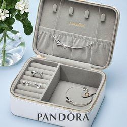 FREE Pandora Jewelry Case, starting April 30th!