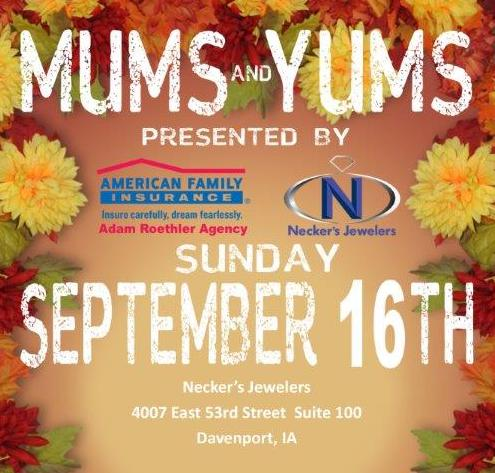MUMS & YUMS! Support JDRF!
