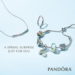 3/15 - 3/21 only, get a FREE PANDORA CHARM!!