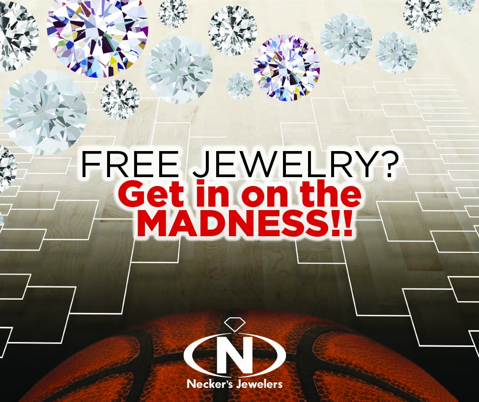 Necker's Jewelers is getting in on the MADNESS!!