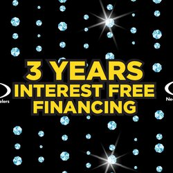 3 YEARS INTEREST FREE FINANCING!