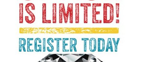 Register Today for the EARLY REGISTRATION DISCOUNT!!!