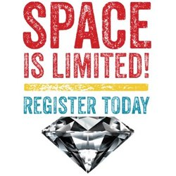 LIMITED SPOTS (& time) left to REGISTER for this year's Diamond Dash!