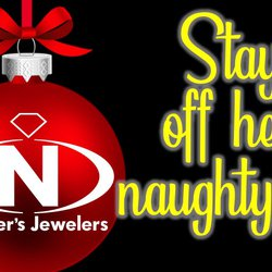Let us help you STAY OFF HER NAUGHTY LIST!