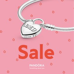 50% OFF Pandora & AMAZING DEALS on Closeout Jewelry Selections!
